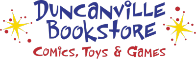 Duncanville Bookstore Comics Toys and Games